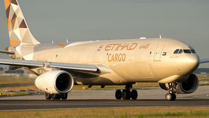 A6-DCE - Etihad Cargo Airbus A330-200F