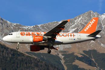 G-EZFJ - easyJet Airbus A319