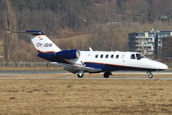 OY-JSW - Private Cessna 525A Citation CJ2