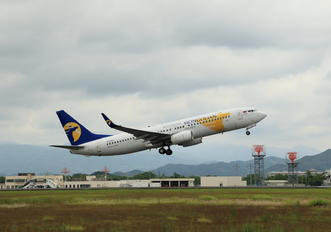 EI-CXV - Mongolian Airlines Boeing 737-800