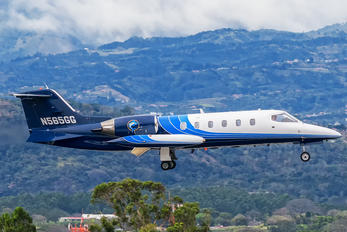 N565GG - Private Learjet 35 R-35A
