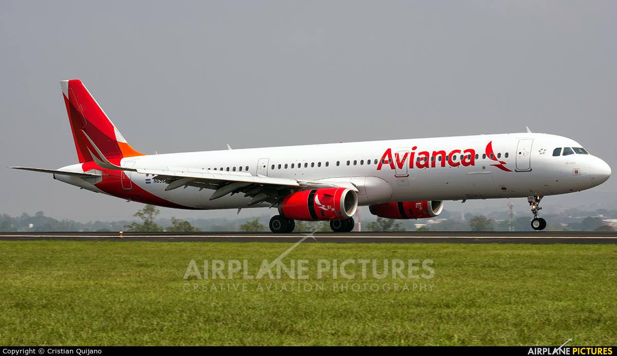Avianca N692AV aircraft at San Jose - Juan Santamaría Intl