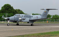 ARC101 - Colombia - Army Beechcraft 300 King Air 350 aircraft