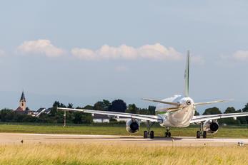 TU-VAS - Ivory Coast - Government Airbus A319 CJ