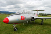 OM-JLP - Private Aero L-29 Delfín aircraft