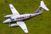 ZK459 - Royal Air Force Beechcraft 200 King Air aircraft