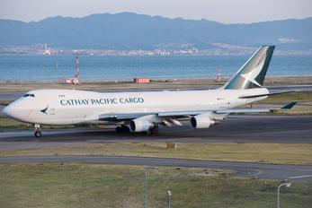 B-LIB - Cathay Pacific Cargo Boeing 747-400F, ERF
