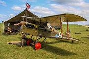 OK-HUP02 - Private Royal Aircraft Factory S.E.5A aircraft