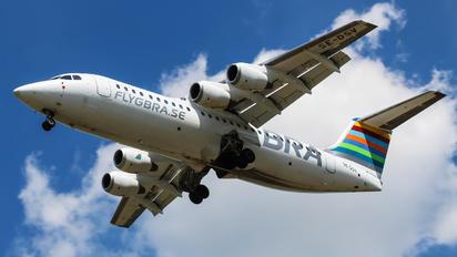 SE-DSV - Braathens Regional British Aerospace BAe 146-300/Avro RJ100