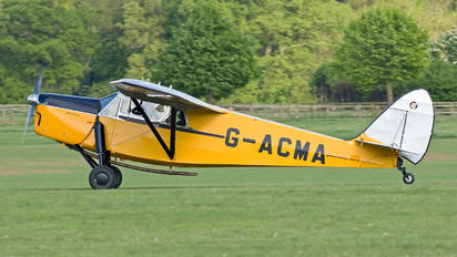 G-ACMA - Private de Havilland DH. 85 Leopard Moth