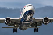 G-YMMT - British Airways Boeing 777-200 aircraft