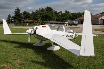 D-EGWZ - Private Gyroflug SC-01B-160 Speed Canard