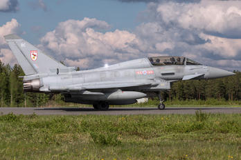ZJ800 - Royal Air Force Eurofighter Typhoon T.3