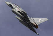 ZJ800 - Royal Air Force Eurofighter Typhoon T.3 aircraft