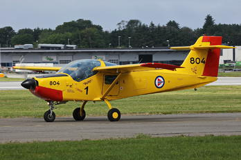 804 - Norway - Royal Norwegian Air Force SAAB MFI T-17 Supporter