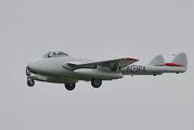 LN-DHY - Private de Havilland DH.100 Vampire FB.6 aircraft