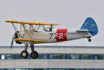 LN-STM - Private Boeing Stearman, Kaydet (all models)