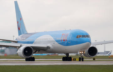G-OBYE - TUI Airways Boeing 767-300ER