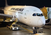 JA834J - JAL - Japan Airlines Boeing 787-8 Dreamliner aircraft