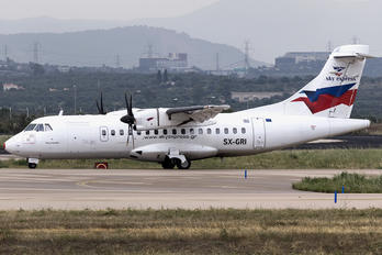 SX-GRI - Sky Express ATR 42 (all models)