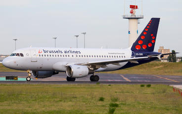 OO-SSE - Brussels Airlines Airbus A319