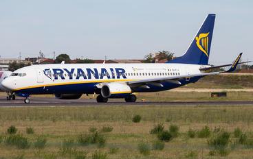 EI-FIJ - Ryanair Boeing 737-800