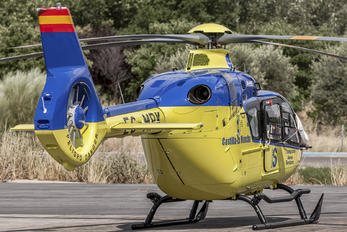EC-MPK - Sescam Airbus Helicopters EC135T3
