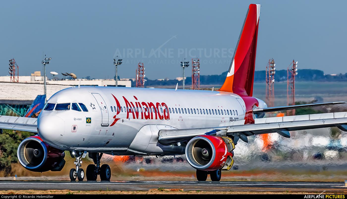 Avianca Brasil PR-OCT aircraft at Brasília - Presidente Juscelino Kubitschek Intl