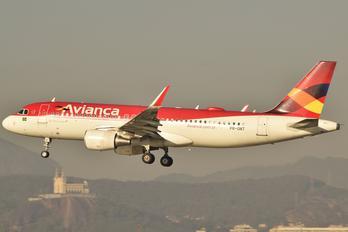 PR-ONT - Avianca Brasil Airbus A320
