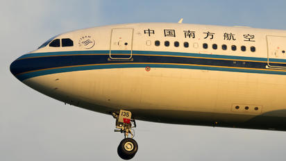B-6135 - China Southern Airlines Airbus A330-200