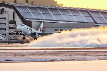 JA225J - J-Air Embraer ERJ-170 (170-100)