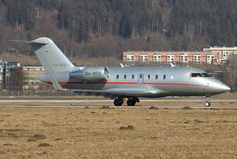 9H-VFD - Vistajet Bombardier Challenger 605