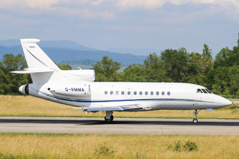 G-RMMA - Private Dassault Falcon 900 series
