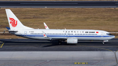 B-5681 - Air China Boeing 737-800