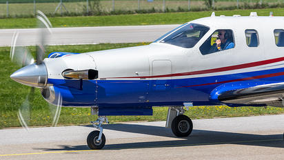 D-FJNU - Private Socata TBM 700