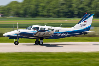 D-GHEB - Private Piper PA-34 Seneca