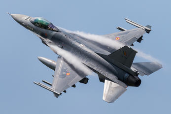 FA-135 - Belgium - Air Force General Dynamics F-16A Fighting Falcon