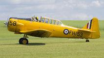 G-BBHK - Private North American Harvard/Texan (AT-6, 16, SNJ series) aircraft