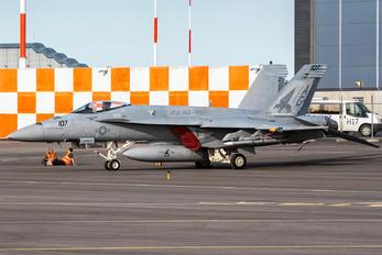 168907 - USA - Navy Boeing F/A-18E Super Hornet
