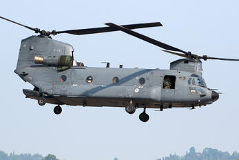 D-890 - Netherlands - Air Force Boeing CH-47F Chinook