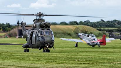 - - Royal Air Force Westland Puma HC.2