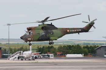 F-MDDA - France - Army Aerospatiale SA-330 Puma