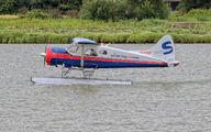 C-FAOP - Saltspring Air de Havilland Canada DHC-2 Beaver aircraft