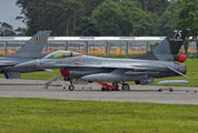 277 - Norway - Royal Norwegian Air Force Lockheed Martin F-16AM Fighting Falcon aircraft