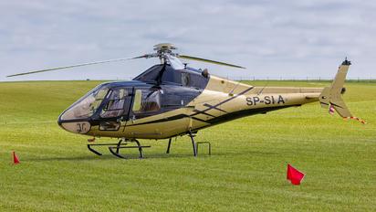 SP-SIA - Private PZL SW-4 Puszczyk