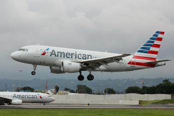N738US - American Airlines Airbus A319