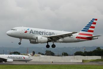 N738US - American Airlines Airbus A319