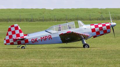 OK-MPR - Východočeský aeroklub Pardubice Zlín Aircraft Z-226 (all models)