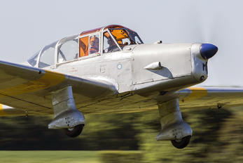 G-APJB - Aerolegends Percival P.40 Prentice