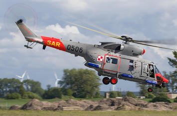 0506 - Poland - Navy PZL W-3 WARM Anaconda